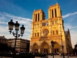 Париж (Франция) - Собор Парижской Богоматери