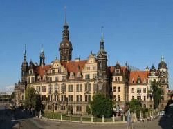 3. Дрезден - Дрезденский замок-дворец