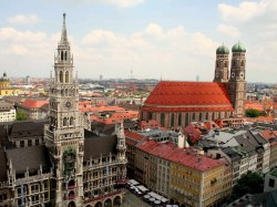 2. Германия - Мюнхен