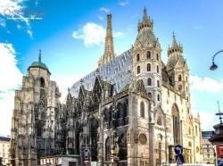 1. Вена (Австрия) - Собор Св. Стефана