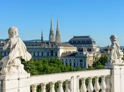 Вена (Австрия) - Вотифкирхе