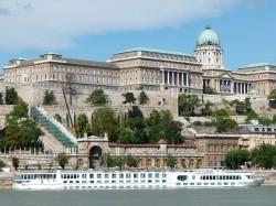 3. Будапешт (Венгрия) - Будайский замок