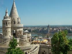 Будапешт (Венгрия) - Рыбацкий бастион