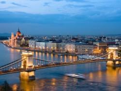 Будапешт (Венгрия)  - панорама
