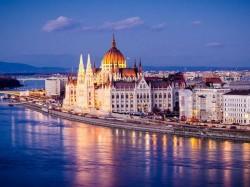 Будапешт (Венгрия) - Парламент