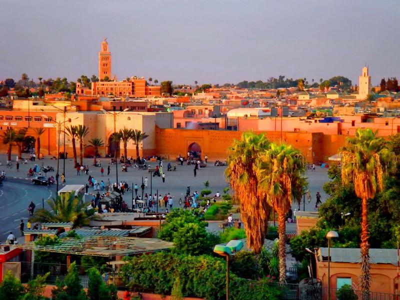 Классическая Иcпания + cокровища Марокко