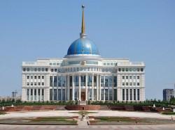 Астана - президентский дворец