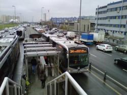 Астана - общественный транспорт