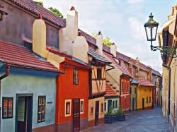 Злата улочка Прага