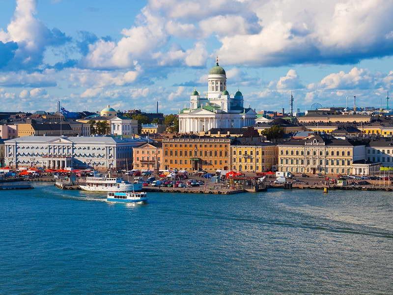 Туры финляндия паром
