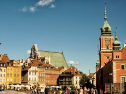 1. Варшава (Польша) - Старый город