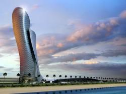 1. Падающая башня Абу-Даби1