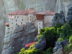Греция (Метеоры) - Монастыри Метеоры