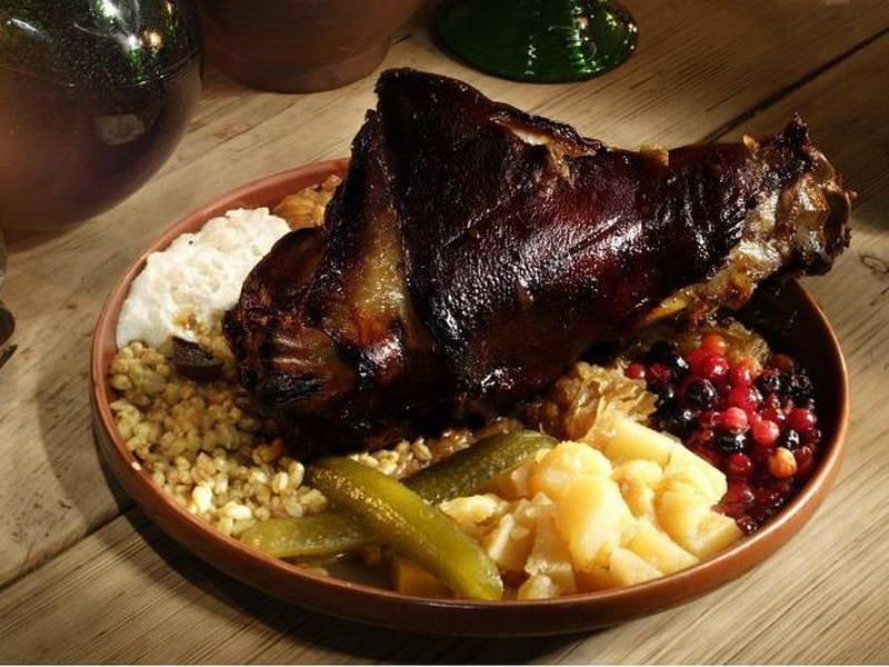 рецепты средневековой кухни с картинками отмечается