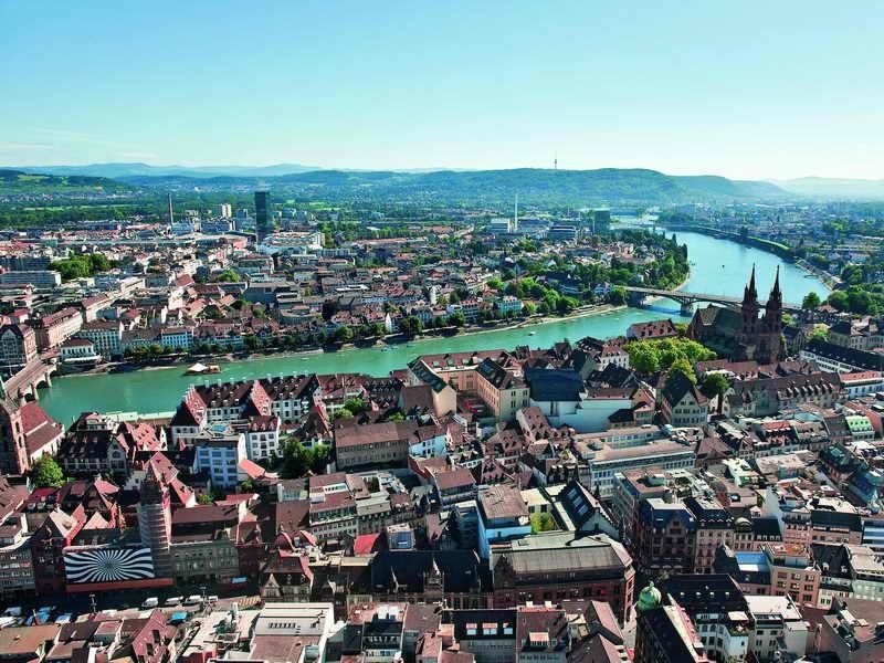 Basel - marktplatz