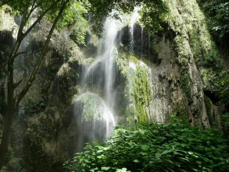 Чарующая природа острова Себу