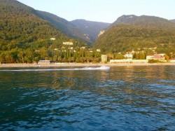 1. Гагра (Абхазия) - Гагра