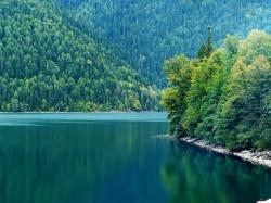 1. Гагра (Абхазия) - природа