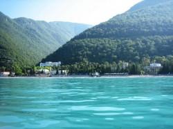 2. Гагра (Абхазия) - природа