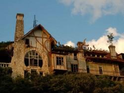 1. Гагра (Абхазия) - замок принца Ольденбургского