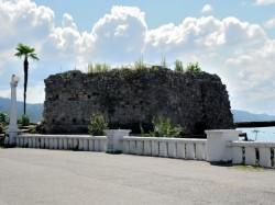 2. Сухум - крепость