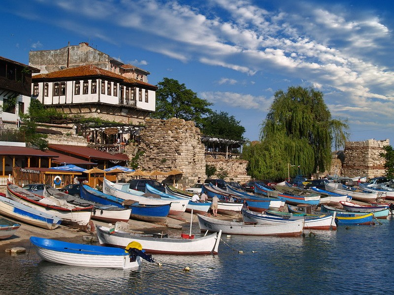 Nesebr Болгария