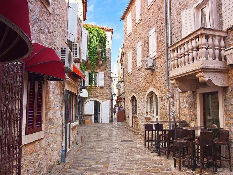 черногория старый город картинки пропитан