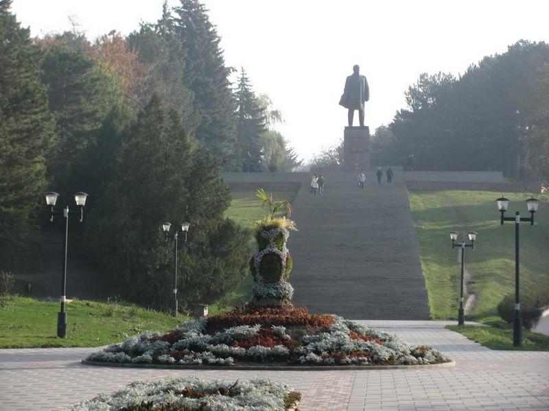 Город-курорт Пятигорск в своих