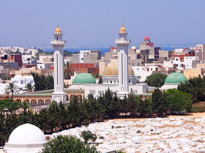 Монастир – популярный курорт на востоке Туниса.