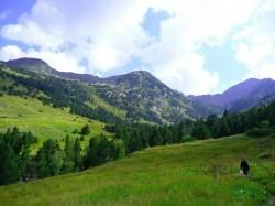 1. Андорра-ла-Велья - природа