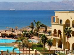 1. Тала Бей (Иордания) - курортный отель