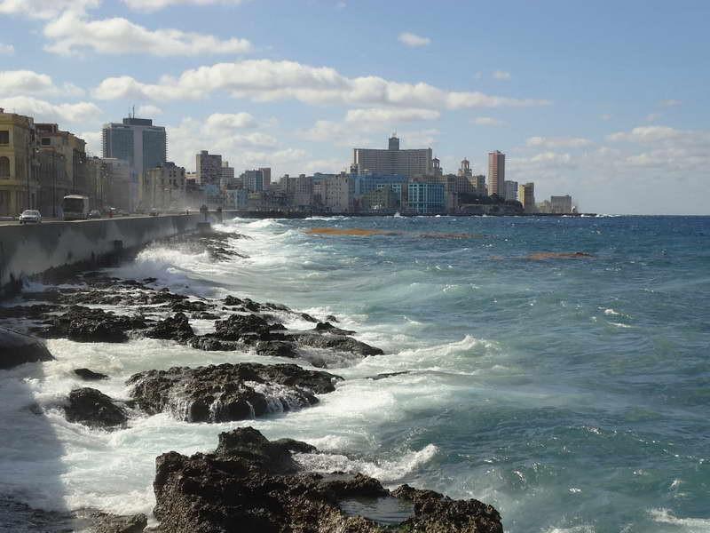 В Гаване можно найти