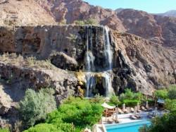 1. Зарка-Маин (Иордания) - горячие источники