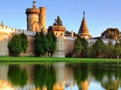 2. Австрия - замок Лексенбург