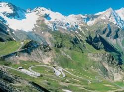 1. Австрия - вершина Гросглокнер