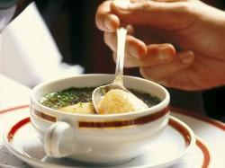1. Австрия - кухня (сырный суп)