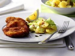 2. Австрия - кухня (венский шницель)