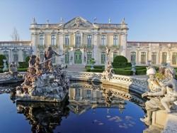 1. Португалия - Национальный дворец Келуш