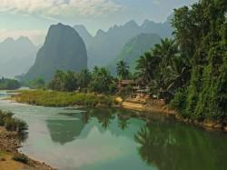 Лаос -  Природа
