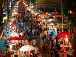 Лаос -  Рынок