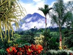 Коста-Рика - вулкан