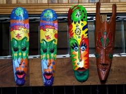 Коста-Рика - доски для серфинга