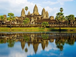 4.Камбоджа - храм Ангкор-Ват