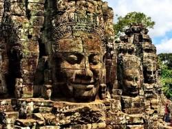 Камбоджа - Ангкор Том