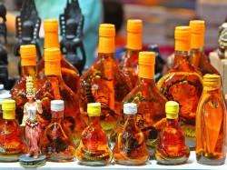 Камбоджа - Алкогольные напитки