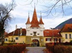 Брашов (Румыния) - Ворота Екатерины