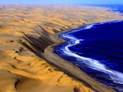 Намибия - Атлантический океан