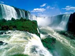 Парагвай - водопады