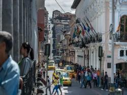 Эквадор - города