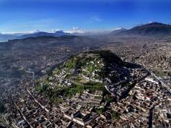 Эквадор - город